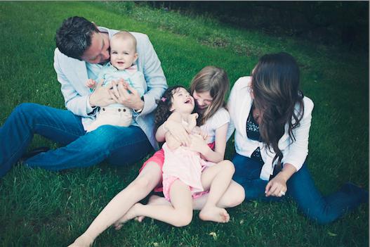 Dan and the Carey Family